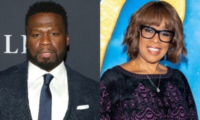 50 Cent, Gayle King