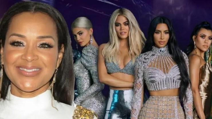 LisaRaye & the Kardashians