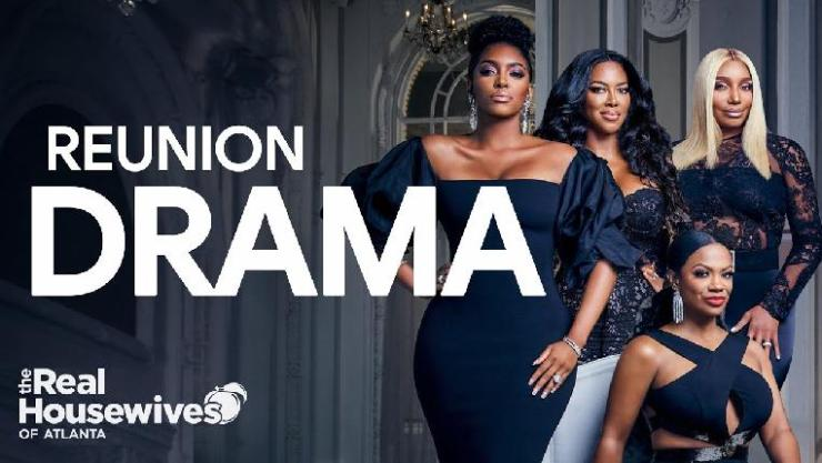 RHOA - season 12 reunion drama