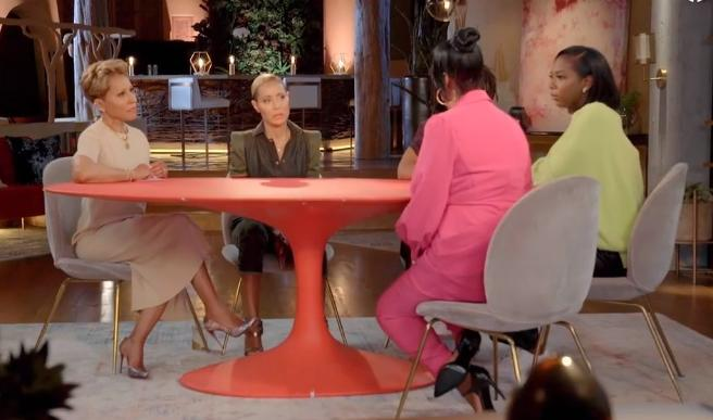 Red Table Talk - colorism1