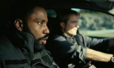 tenet movie - john david washington