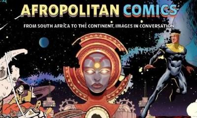AFROPOLITAN Comics to Africa1