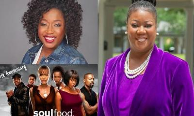 soul food 20th anniv & Sybrina Fulton