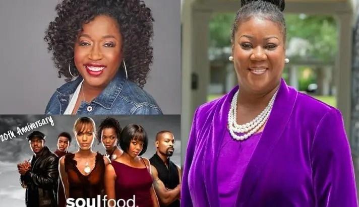 soul food 20th anniv & Sybrina Fulton