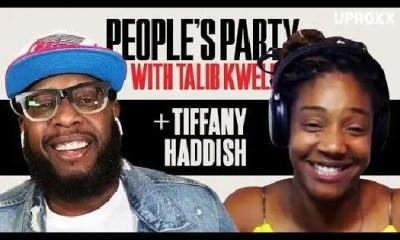 Talib Kweli - Tiffany Haddish