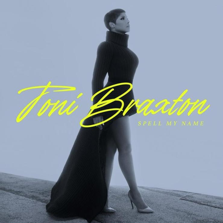 Toni Braxton - Spell My Name album cover