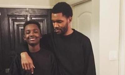 Frank Ocean & younger brother Ryan Breaux1