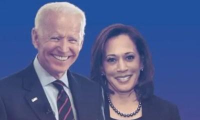 Joe Biden - Kamala Harris1