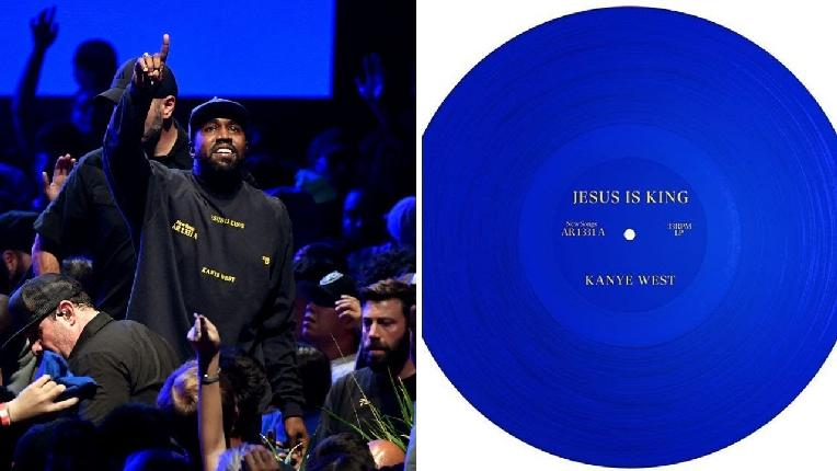 Kanye West's 'Jesus is King' Nominated for 3 Dove Awards