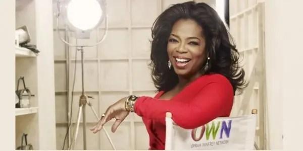 OWN - oprah winfrey