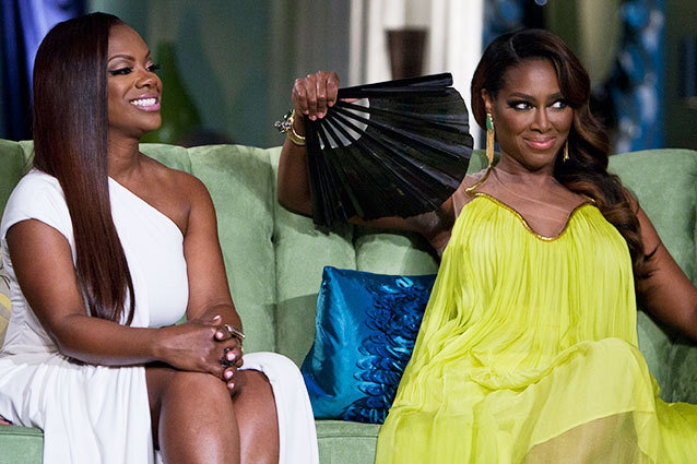 Real Housewives - Kandi - Kenya