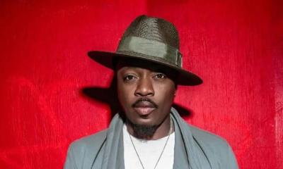 Anthony Hamilton (red bgrd)