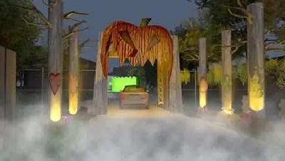 Freeform - Halloween - Jack-o-lantern