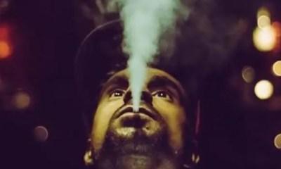 Male Vaping Smoke1
