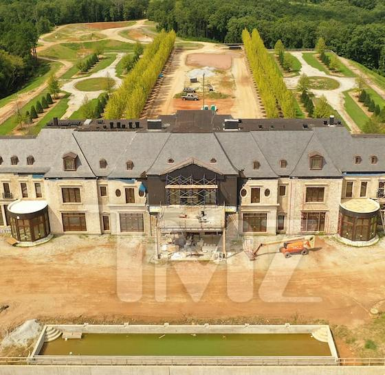 Tyler Perry - massive estate