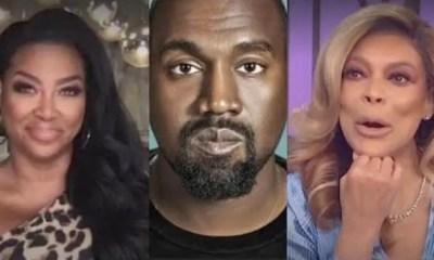 Kenya Moore - Kanye West - Wendy Williams