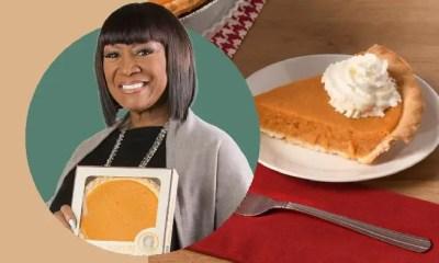 Patti LaBelle & sweet potatoe pie-image