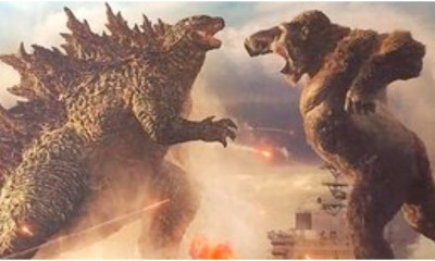 Godzilla vs. Kong - twitter