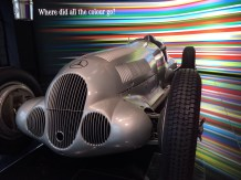 BMW Silver arrow