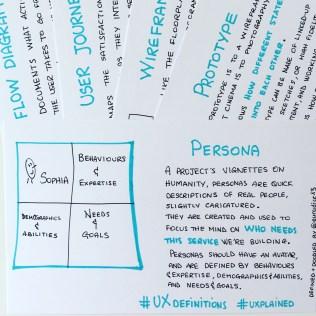 UXplanation: Persona