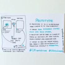 UXplanation: Prototype