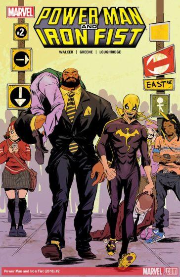Cover by Sanford Greene. (Photo Credit: Marvel Comics)