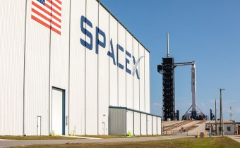 SpaceX's first Commercial Spaceflight
