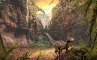 Growing evidence for climate change that sparked dawn of dinosaurs