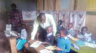 Reading with Tim Njeru