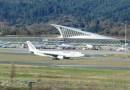 El aeropuerto de Loiu acoge este puente unas 500 operaciones,