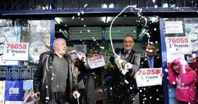 76,44 euros será lo que juegue de media los vascos en la Lotería de Navidad de este año,