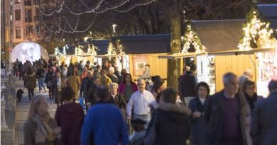 El Mercado de Navidad donostiarra estará abierto hasta el 6 de enero,