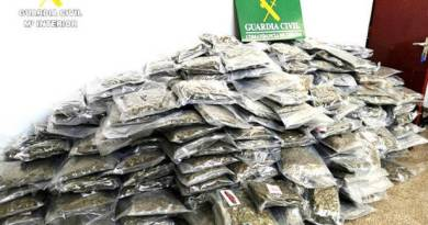 25 detenidos en Bizkaia y Catalunya por tráfico de drogas,
