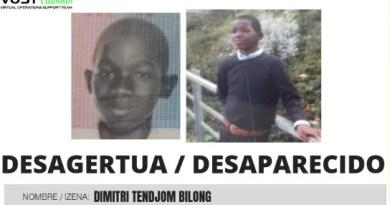 Buscan a un menor de 14 años desaparecido,