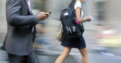 Aumenta el robo de teléfonos móviles en Bilbao,