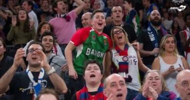 El Baskonia asalta el Palau,