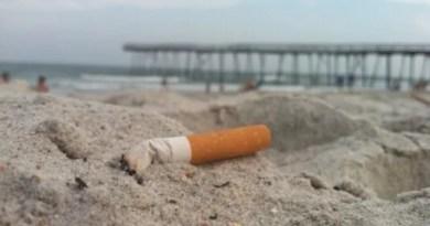 El Gobierno Vasco quiere que se deje de fumar en playas y parques públicos,