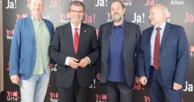 Inauguran la décima edición del festival de humor Ja! Bilbao,