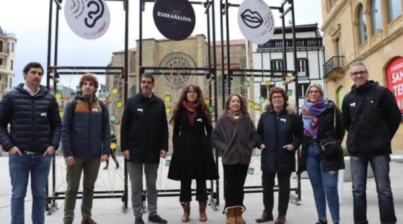 Día del Euskera 2019 en Donostia,