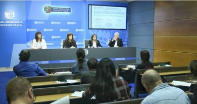 Realizan un estudio sobre la violencia hacia niños, niñas y adolescentes de la Comunidad autónoma vasca,