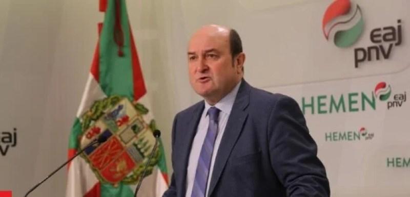 El PNV exigirá «machaconamente» que se desclasifiquen los documentos del caso Zabalza para esclarecer su muerte,