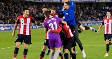 Athletic Club – FC Barcelona y Real Madrid CF – Real Sociedad, emparejamientos en cuartos de final de la Copa,