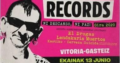 La gira de despedida de La Polla Records vivirá en Vitoria-Gasteiz un concierto muy especial con bandas míticas y en casa,