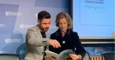 Euskadi se presenta en FITUR con la sostenibilidad como motor y una imagen turística innovadora y renovada,