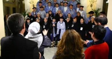 La tradición de Santa Águeda llega un año más a Bilbao,