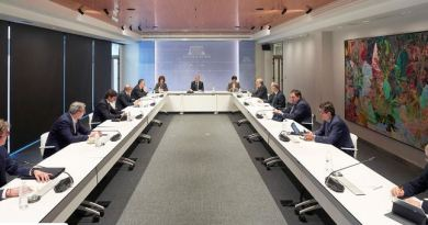 "Urkullu: ""Euskadi se encuentra por primera vez con datos que permiten sostener una perspectiva positiva"","