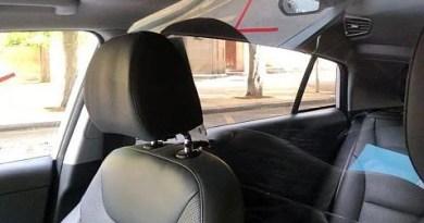 Vitoria-Gasteiz ayudará en la colocación de mamparas de protección sanitaria en los taxis,