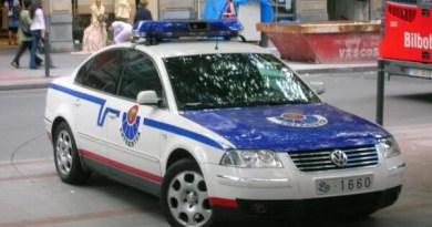 Cuatro personas heridas en sendos accidentes de tráfico en Usurbil y Aiala,