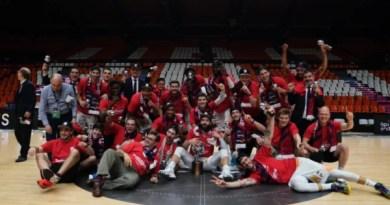 KIROLBET Baskonia triunfa en su cuarta Liga Endesa,