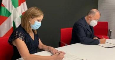 Gobierno Vasco y OIT firman un Memorando de Entendimiento,